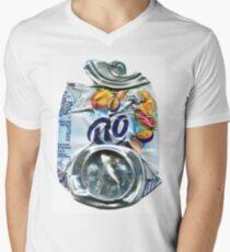 Rio - Crushed Tin Men's V-Neck T-Shirt