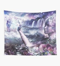 The Painter Wall Tapestry