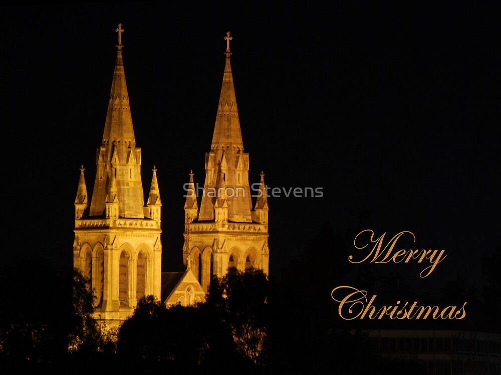 City of Churches by Sharon Stevens