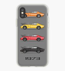 73 vettes iPhone Case