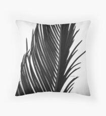 Cojín Palm: el resumen en negro