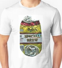 Special Brew - Crushed Tin Unisex T-Shirt