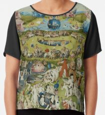 Blusa Vestido Garden of Earthly Delights de Bosch