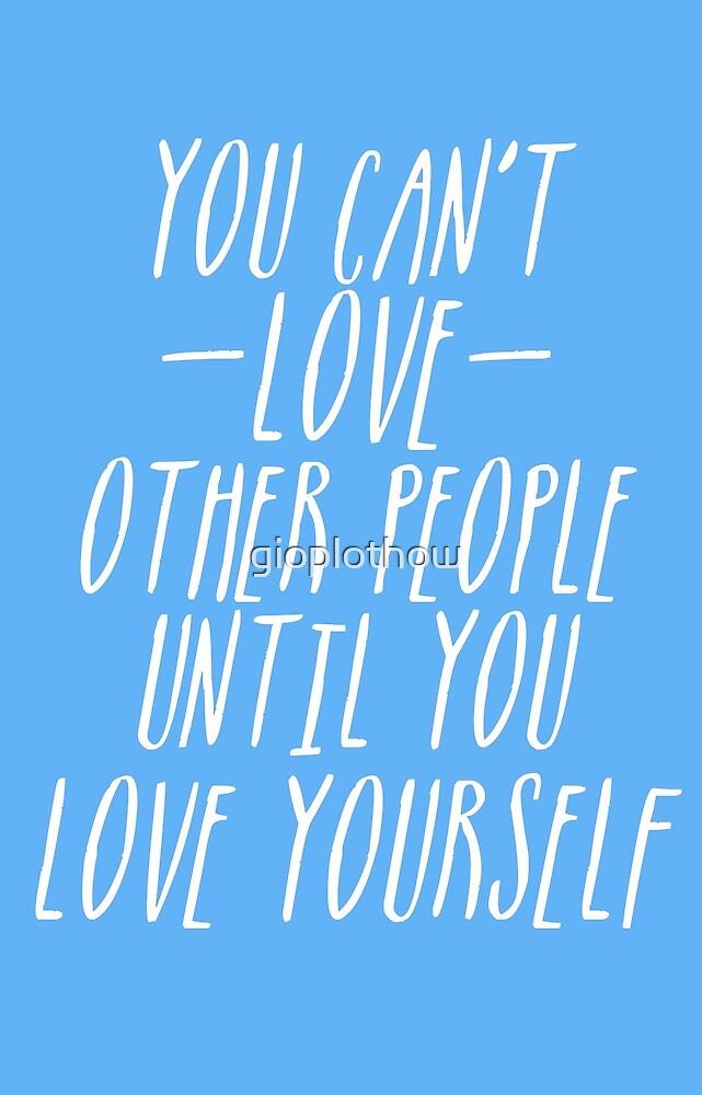 sich selbst lieben zitate