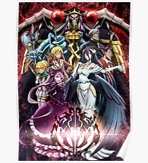 Overlord - Anime Poster