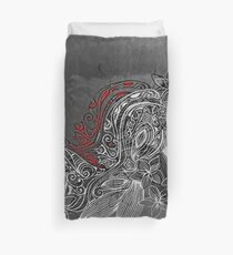 Earth Dance Duvet Cover