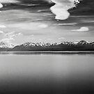 Lake Ohau, New Zealand. by VanOostrum