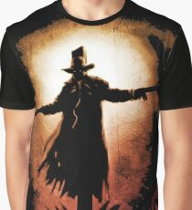 Scare Crow Creepers Graphic T-Shirt