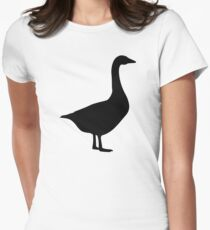 Black Goose  Womens Fitted T-Shirt