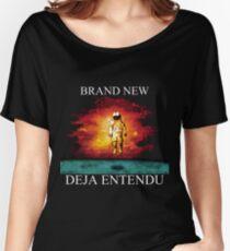 Modern brand band Women's Relaxed Fit T-Shirt