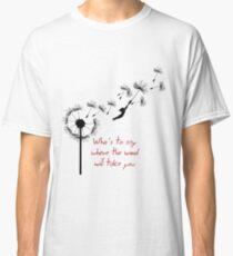 u2 kite for white Classic T-Shirt