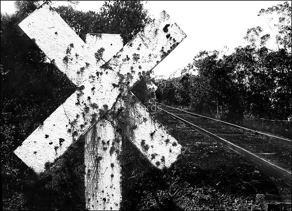 X Crossing by Cards