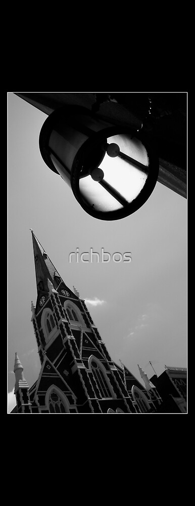 There is a light that never goes out by richbos