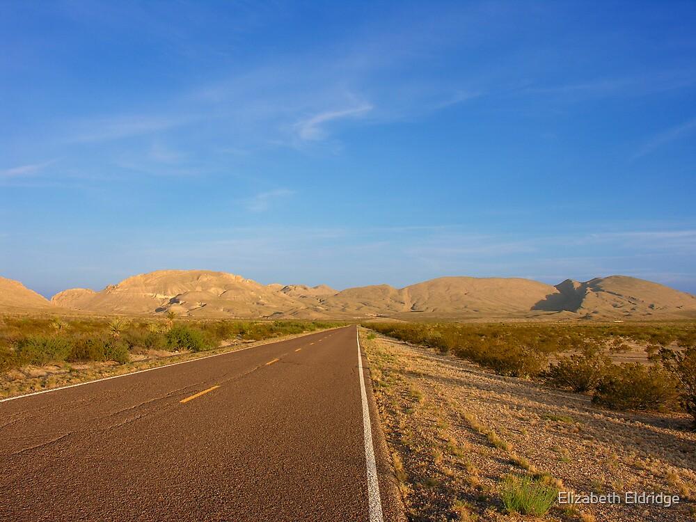 Big Bend National Park by LizzieMorrison