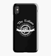 The Eolian Bar (Name of the Wind) iPhone Case/Skin