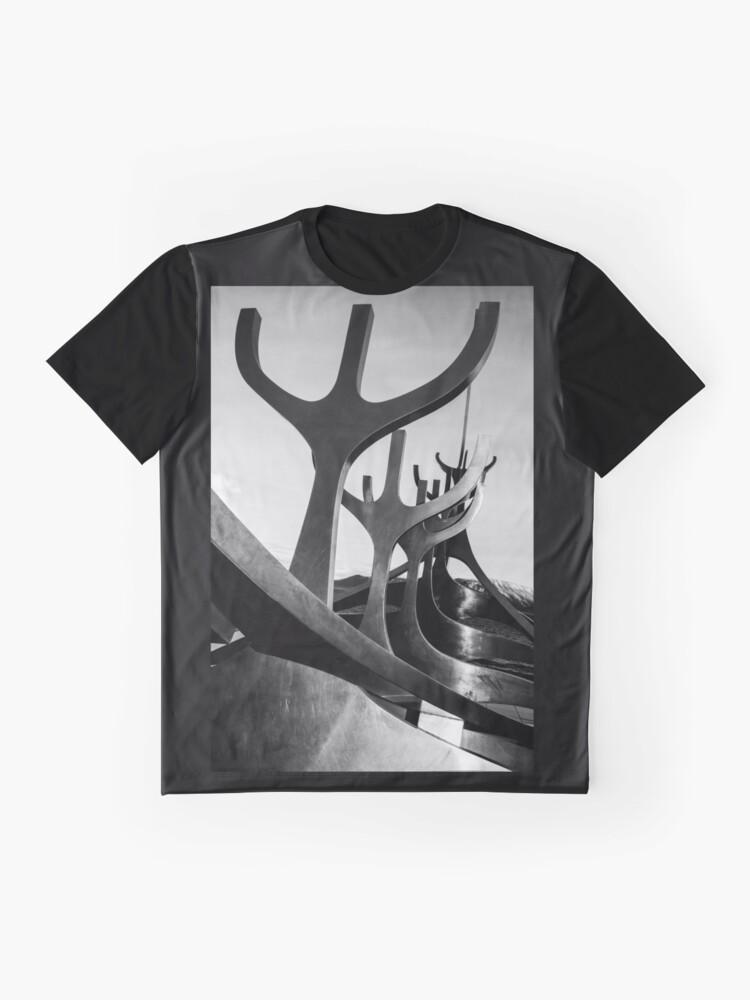 Alternative Ansicht von Sonnenreisende 2 Grafik T-Shirt