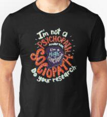 the detective series Unisex T-Shirt