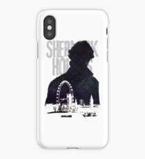 holmes times  iPhone Case/Skin