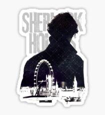 holmes times  Sticker
