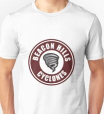 Beacon Hills Cyclones Teen Wolf T-Shirt