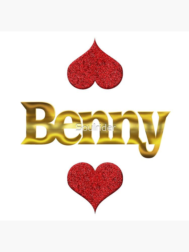 Benny von Soulrider