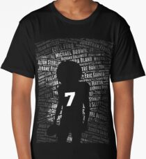 Black Lives Matter: Why Kaepernick Takes a Knee Long T-Shirt