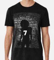 Black Lives Matter: Warum er ein Knie nimmt Premium T-Shirt