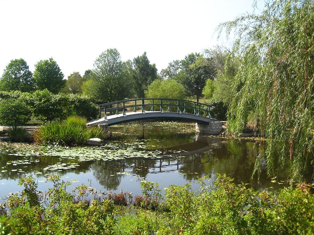 Garden Bridge by junebug076