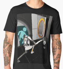 Death of Atlas [Portal 2] Men's Premium T-Shirt