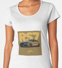 Audi RS7 Design Women's Premium T-Shirt
