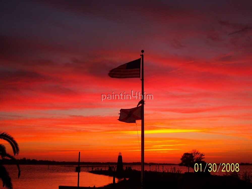 Florida morning by paintin4him