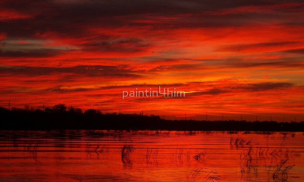 red lake by paintin4him