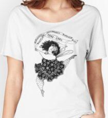 Camiseta ancha para mujer Gertie - The Butler Ballet Dancer