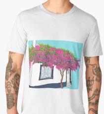 A little house in Portugal Men's Premium T-Shirt