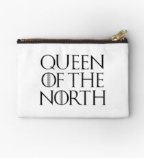 QUEEN OF THE NORTH - Game Of Thrones Studio Pouch