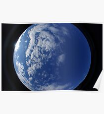 Earth or Space ? Poster
