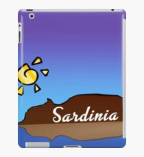 Sardinia Vector iPad Case/Skin