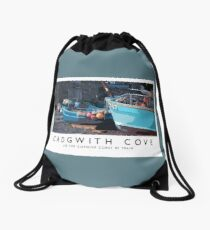 Cadgwith Cove Drawstring Bag