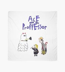 Ace and the Professor Scarf