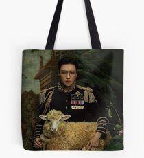 Lay - Sheep02 - EXO Tote Bag