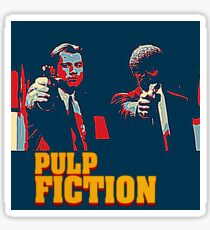 Pulp Fiction Hope Style Sticker