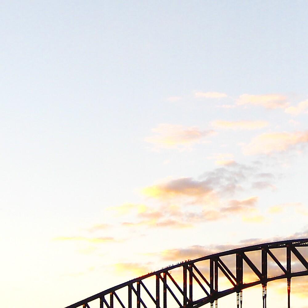 bridge climbing by ralph
