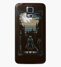 Funda/vinilo para Samsung Galaxy Bloodborne PixelFrame