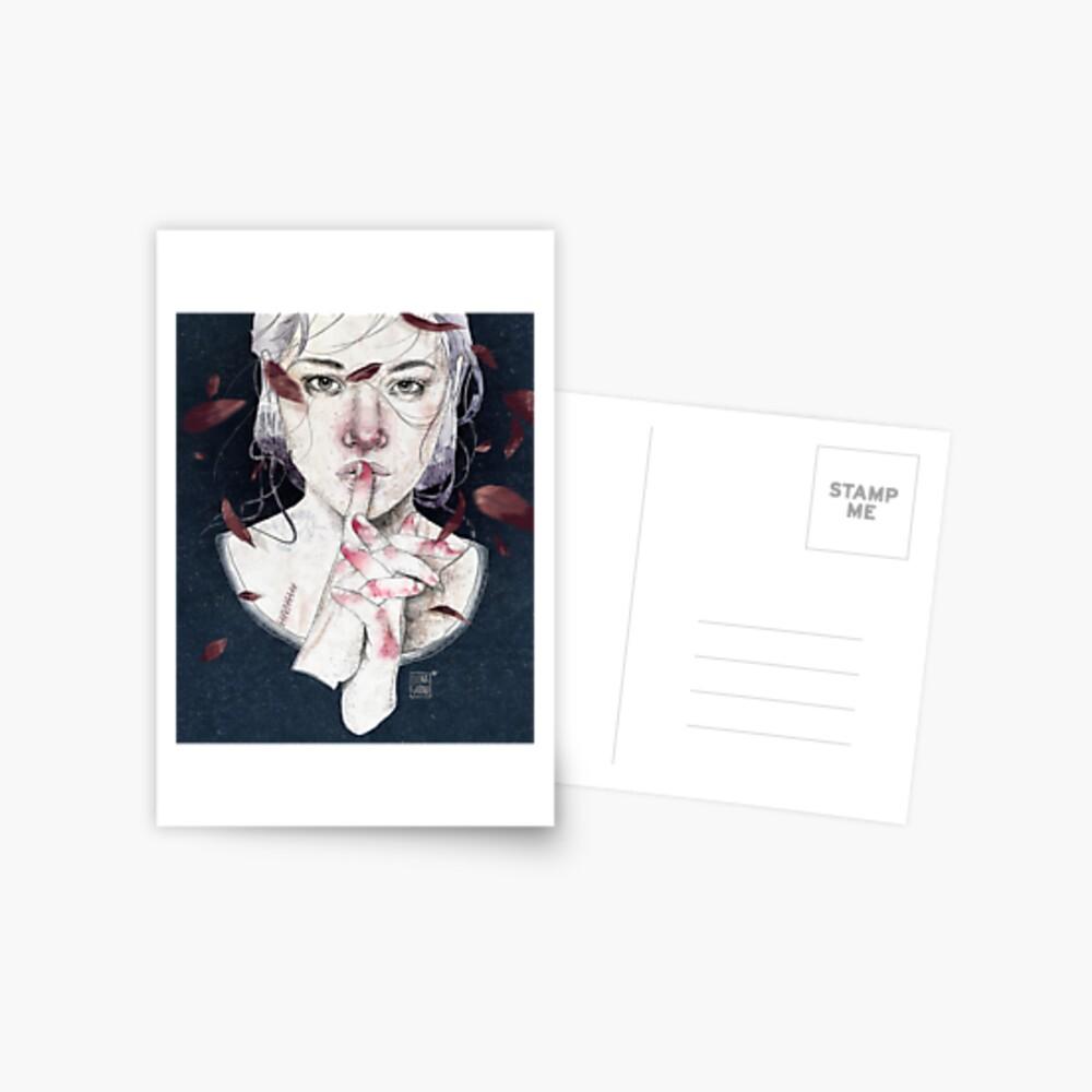 MIRROR by Elenagarnu Postal