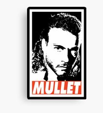 MULLET Canvas Print