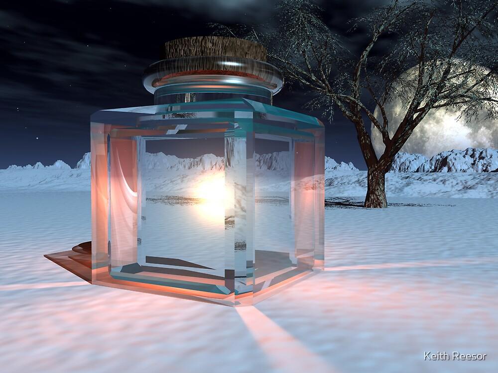 Jar of Light by Keith Reesor