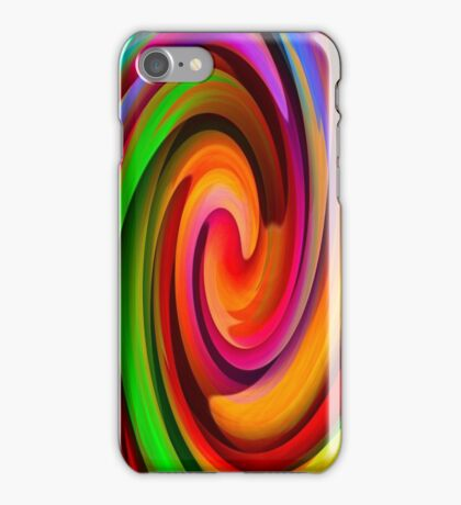 Colour Me A Rainbow-Available As Art Prints-Mugs,Cases,Duvets,T Shirts,Stickers,etc iPhone Case/Skin