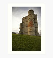 Donnington Castle Art Print