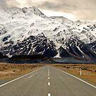 The Road to Aoraki by llemmacs