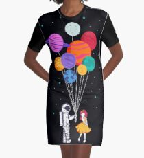 Für dich alles T-Shirt Kleid